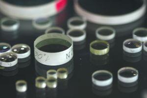optical glass precision finishing